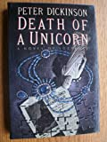 Death of a Unicorn, Peter Dickinson, 0394539478