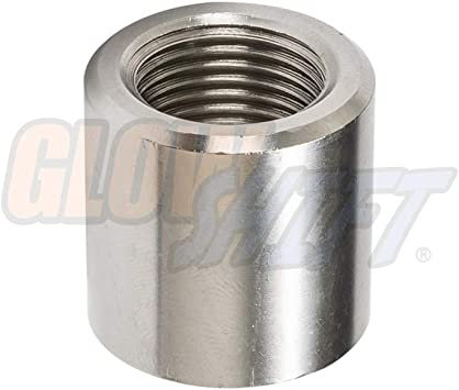 """Innovate Motorsports 3838 1/"""" Tall Stainless Steel Extended Bung//Plug Kit"""