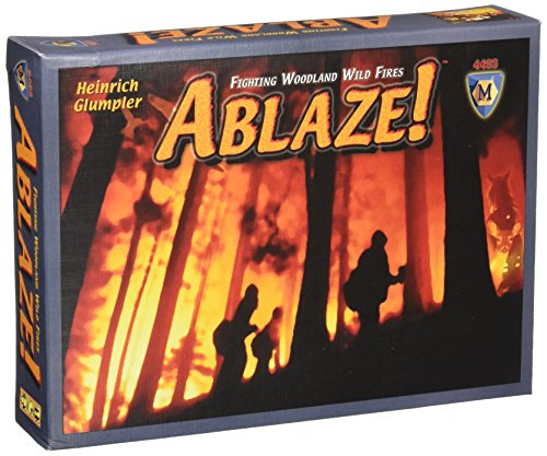 Ablaze - Fireman Board Game