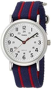 Timex T2N7479J - Reloj de cuarzo unisex, bicolor
