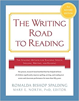 Amazon writing road to reading 6th rev ed the spalding method amazon writing road to reading 6th rev ed the spalding method for teaching speech spelling writing and reading 0000000981675 romalda bishop fandeluxe Choice Image