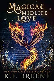 Magical Midlife Love: A Paranormal Women's Fiction Novel (Leveling Up Boo