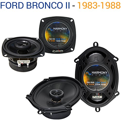 ford bronco 2 - 3