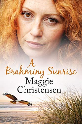 A Brahminy Sunrise by Maggie Christensen