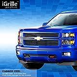 2014 billet grill chevy silverado - Off Roader eGrille Stainless Steel Billet Grille Grill Fits 2014-2015 Chevy Silverado 1500