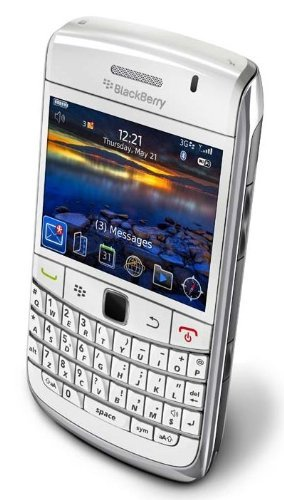 Blackberry 9700 Bold Unlocked Quad-Band 3G Smartphone with 3.2 MP Camera, GPS, Wi-Fi and Bluetooth--International Version with Warranty -