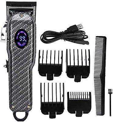 Cortadora de cabello eléctrica, cortadora de cabello profesional ...