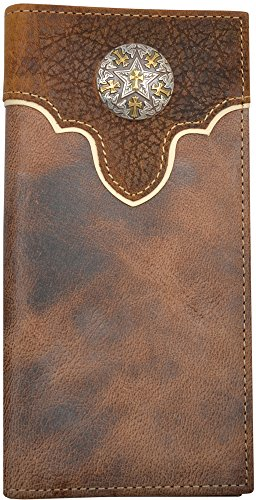 Wallet 3D Rodeo W962 Western Brown W962 Wallet Rodeo Brown 3D Western q75wx6a