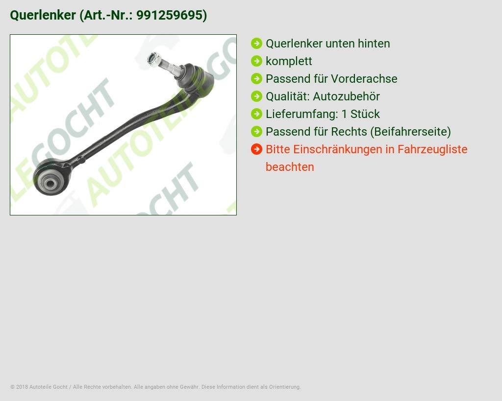 SRL Querlenker Lenker Aufhängung Hinten Links o Rechts für BMW X5 E53
