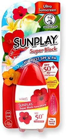 Sunplay.(ซันเพลย์) Skin Aqua UV Moisture Milk SPF50 PA+++ 35g.