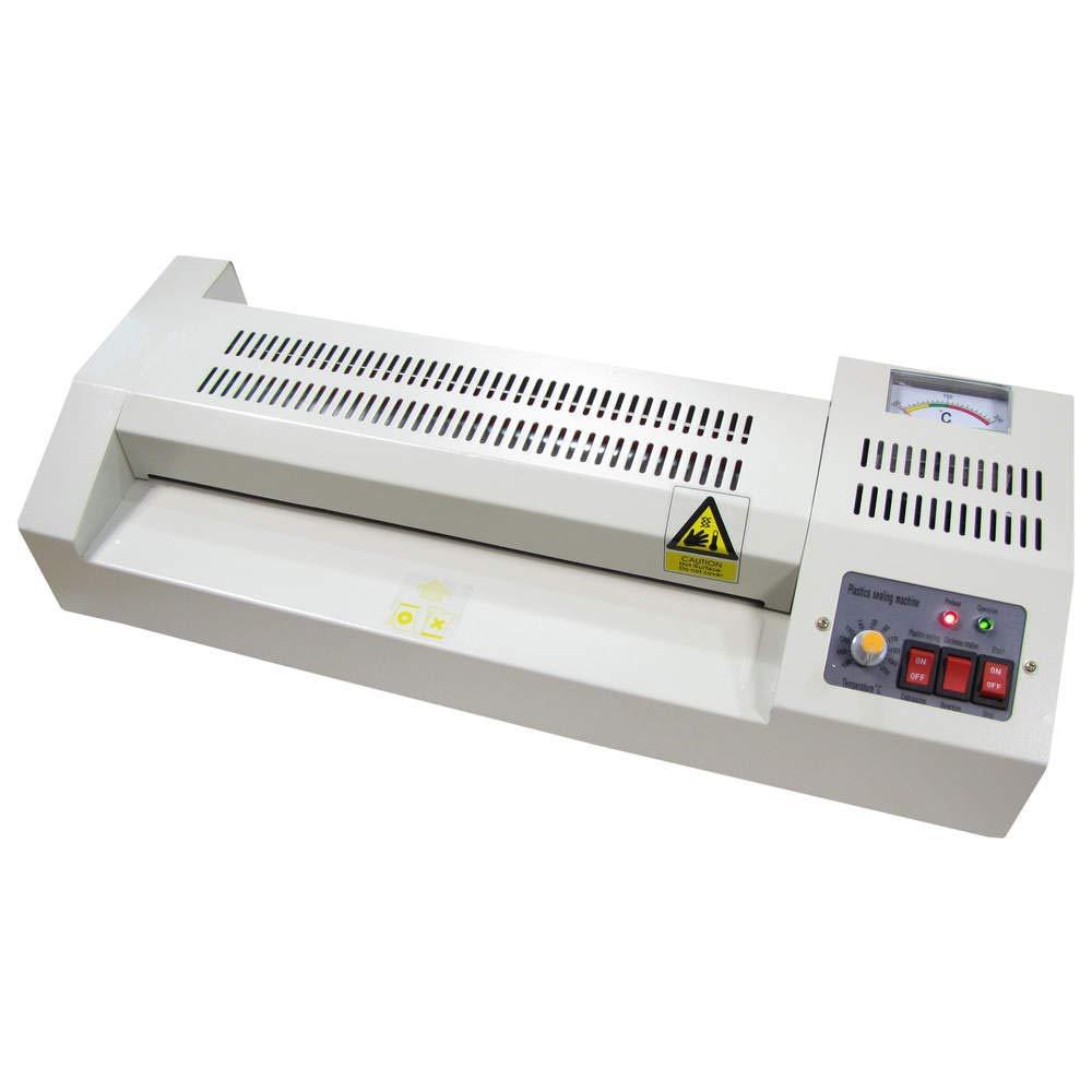 PrimeMatik - Plastificatrice a caldo A3 Laminatore di documenti caldi e freddi 500W PrimeMatik.com PN30051410062222991