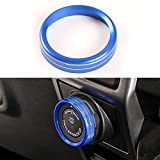 Aluminum Alloy Trailer Switch Ring Cover Frame Trim for Ford F150 2016 2017