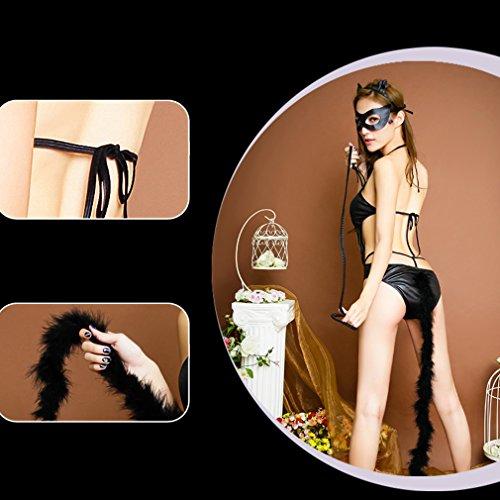 Traje Uniforme de de Ropa Conejito Mujer 1411 Interior Extrema Tentaci SxXFw