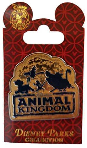 Disney Pin - Animal Kingdom Lion King Silhouettes