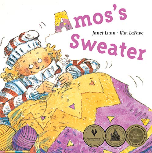 [Ebook] Amos's Sweater<br />P.D.F