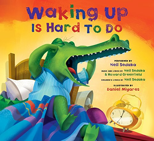 Waking Up Is Hard to Do (Book & -