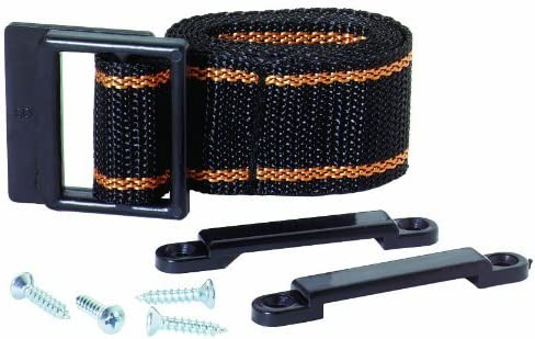 Attwood Battery Box Hold-Down Strap Kit, Large (54-Inch) [並行輸入品]