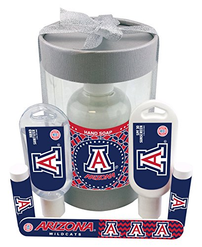 NCAA Arizona Wildcats Fan Favorites 5-piece Gift ()