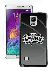 Diy Design San Antonio Spurs 11 Black Customized Samsung Galaxy Note 4 Phone Case