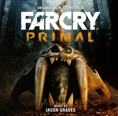 Price comparison product image Farcry Primal / Game O.S.T. by Various Artists
