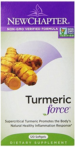 New Chapter Turmeric Force Softgels, 240 Count