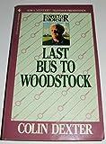 Last Bus to Woodstock, Colin Dexter, 0553277774