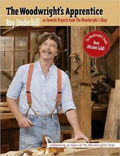 The woodwrights apprentice twenty favorite projects from the the woodwrights apprentice twenty favorite projects from the woodwrights shop roy underhill 9780807846124 amazon books fandeluxe Images
