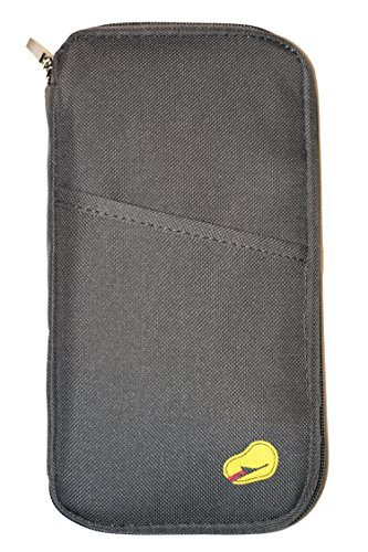 Travel Wallet, Document Organizer, and Passport Holder for International Travel