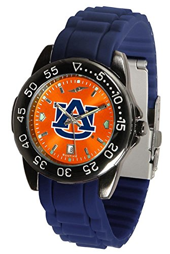 Auburn Tigers Fantom Sport Silicone Men's Watch ()