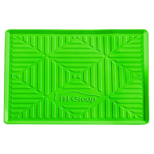 (FH Group FH3011GREEN Green Silicone Anti-slip Dash Mat (for Smartphones IPhone Plus Galaxy Note Coin Grip Color))