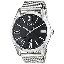 Hugo Boss AMBASSADOR Mesh 1513442 Mens Wristwatch Very elegant