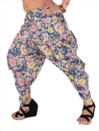 Skirts & Scarves Women New Printed Cotton Aladdin Pant