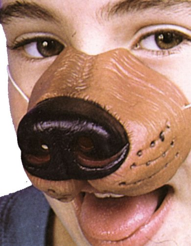 (Dog Nose(One Size-As Shown))