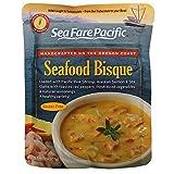Sea Fare Pacific Seafood Bisque Soup, 9 Ounce by Sea Fare Pacific