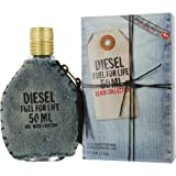 Diesel Fuel for Life Denim Collection for Men-1.7-Ounce EDT Spray