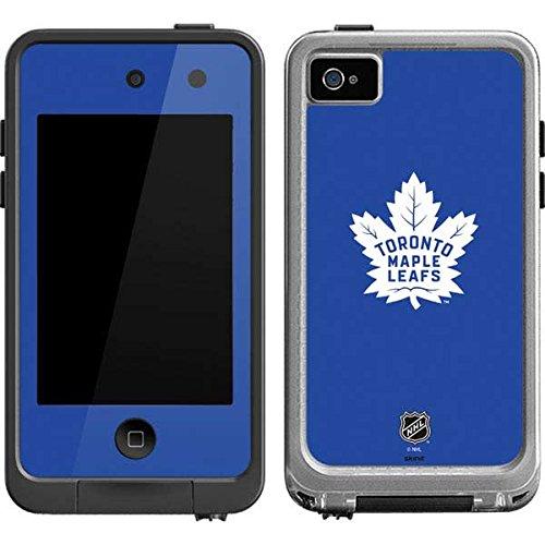 NHL Toronto Maple Leafs LifeProof fre iPod Touch 4th Gen Skin - Toronto Maple Leafs Color Pop (Toronto Leafs Skin Maple Ipod)