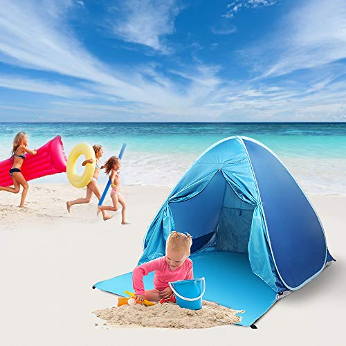 official photos 1d7c2 24ea2 Finders | SUNBA YOUTH Beach Tent, Beach Shade, Anti UV ...