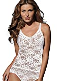 Bali Firm Control Lace `N Smooth Women`s Camisole Top
