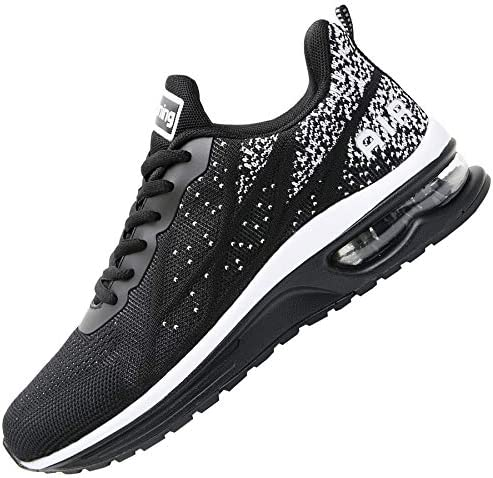 Impdoo Women s Air Athletic Running Sneaker Cute Fitness Sport Gym Jogging Tennis Shoes US5.5-10 B M