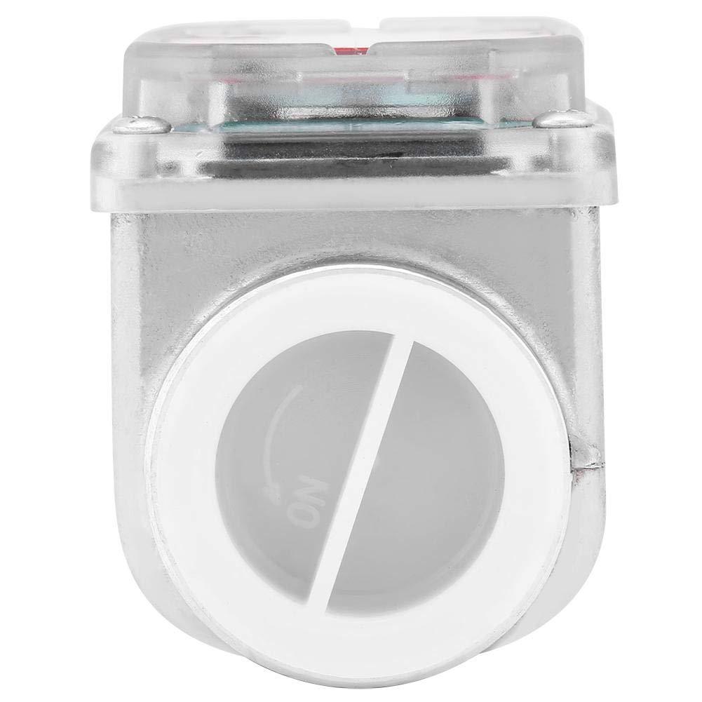 Elektronische Turbine Durchflussmesser Blau LLW-25 Kraftstoff-Durchflussmesser f/ür Diesel Benzin Kerosin 1-Zoll-FNPT-Einlass//Auslass mit Digital-LCD-Display