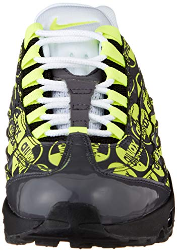Homme Air Black Multicolore Ash White Volt Noir de NIKE 001 PRM Max 95 Chaussures Gymnastique cFaqqB1Ww