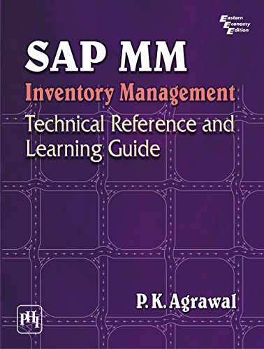 Sap mm inventory management technical reference and learning sap mm inventory management technical reference and learning guide by agrawal pk fandeluxe Image collections
