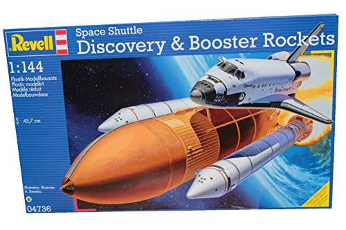 Revell Space Shuttle Discovery (Space Shuttle Model compare prices)