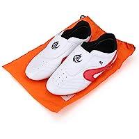 Zapatos de Taekwondo, Unisex Taekwondo Boxeo Kung Fu Tai Chi Deporte Zapatos de Gimnasia para Niños Adultos Caliente