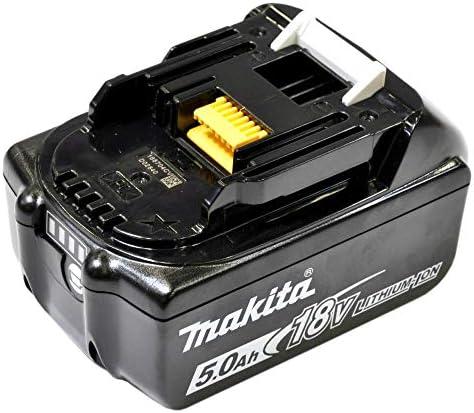 Doppelladeger/ät 36 V Makita DLM432PT2 Akku-Rasenm/äher 2x18 V // 5,0 Ah 2 Akkus Petrol