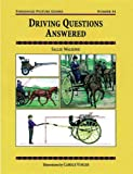 Driving Questions Answered, Sallie Walrond, 1872082807