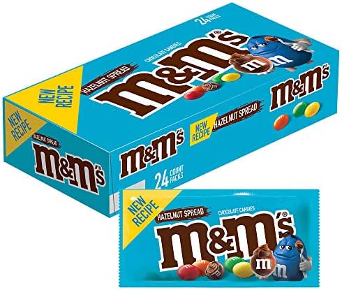 Chocolate Candies: M&M's Hazelnut