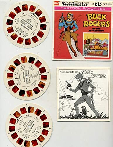 - View Master Buck Rogers 3 Reels/Book 1978 J1