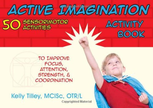 Active Imagination Activity Book Sensorimotor product image