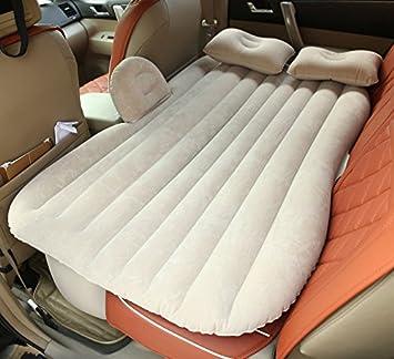 Amazon.com: lameila coche Viaje – Colchón hinchable (coche ...